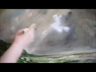 Anyone Can Develop a Talent for Illusion - oil painting with Stuart Davies