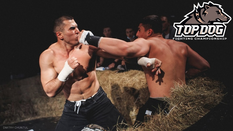 Рустам Астероид vs Тимур Чича бой на голых кулаках TDFC 3