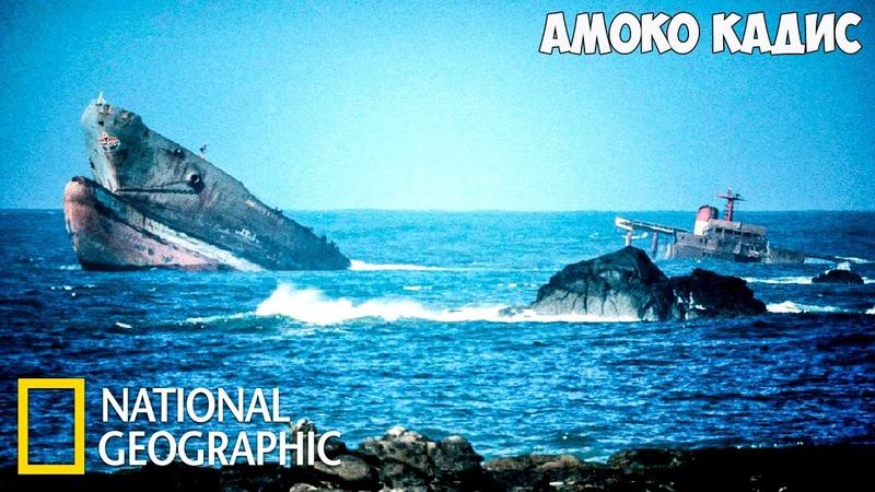 Нефтяное загрязнение столетия National Geographic