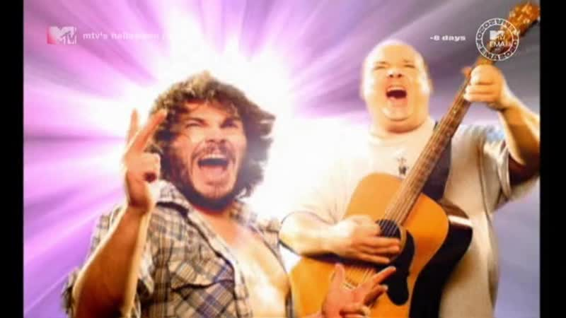 TENACIOUS D Tribute MTV Germany