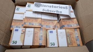 Билет Банка Приколов 50 Евро - Сувенирная Продукция - В Продаже