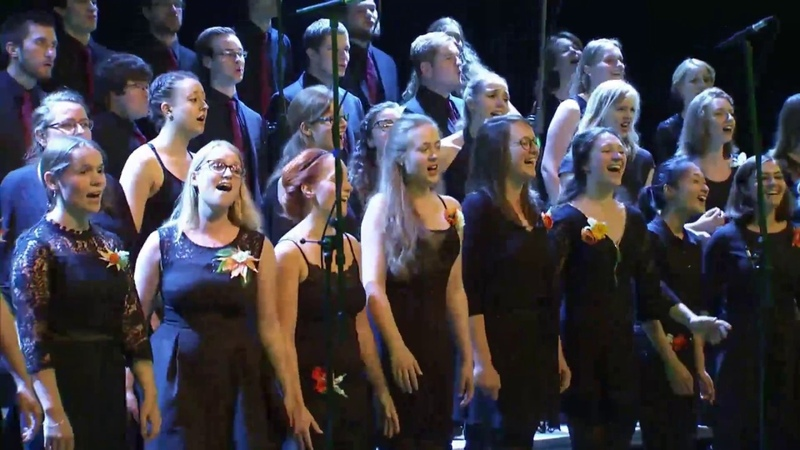 Engel (RammsteinMaybebop) - Psycho-Chor der Uni Jena