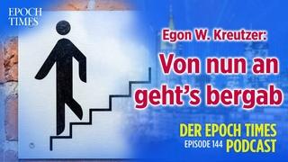 (PODCAST) Von nun an geht's bergab: Egon W. Kreutzer über die EU, Wirtschaft und Staatsfinanzierung