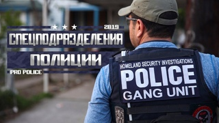 Спецподразделения полиции США: Гэнг-Сквад