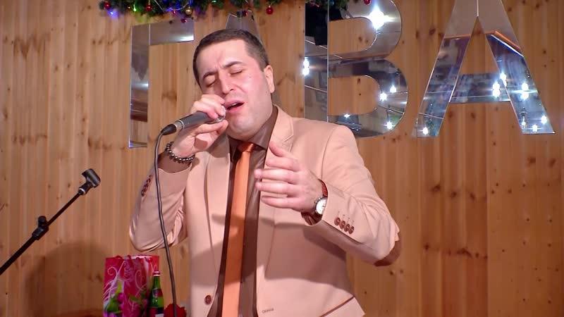 Artur Nersisyan Qavor-(песня про крёстного). Провел помолвку и пел для хороших гостей. Ресторан Гавар.