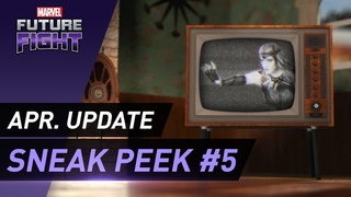 [MARVEL Future Fight] Apr. Update Sneak Peek #5
