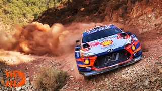The Best of WRC Rally 2020 | Crashes, Action, Maximum Attack