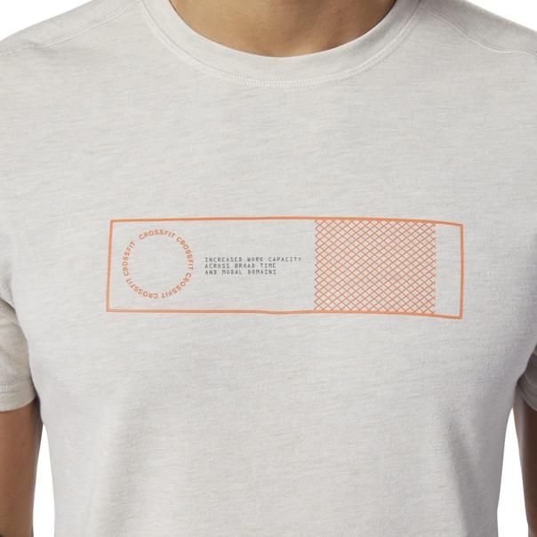 Спортивная футболка Reebok CrossFit® Move image 5