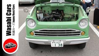 Classic Mazda B360/Porter, Export B600 Porter, and Cony Kei Vehicles