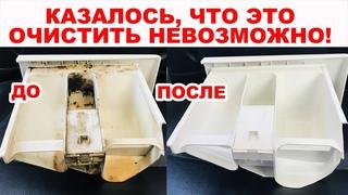 ТАКОЙ ГРЯЗИ, ПЛЕСЕНИ мы ещё не видели! Как почистить стиральную машину ПРАВИЛЬНО. 1 ЧАСТЬ