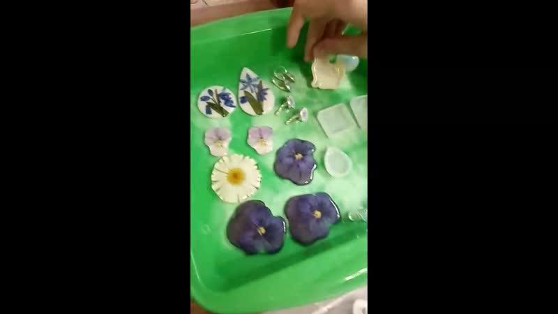 Мастер класс Украшения из цветов от Мерзляковой Алисы МБУДО Станция юных натуралистов