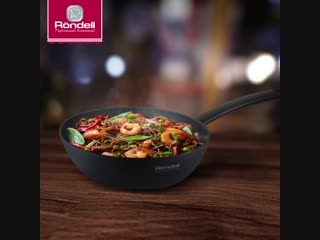 Использование сковороды Evolution-R из кованого алюминия  это истинное наслаждение для кулинаров
