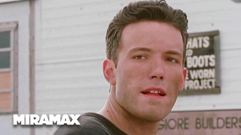 Good Will Hunting 'The Best Part of My Day HD Ben Affleck Matt Damon MIRAMAX