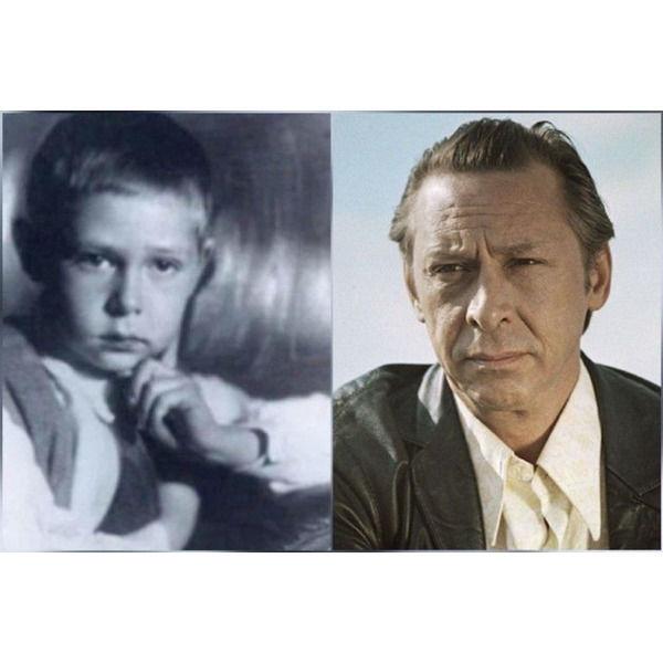 Как выглядели легендарные советские актеры в школьные годы. Всех узнали по детским фото