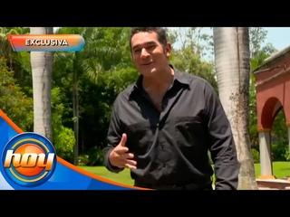 EXCLUSIVA: Conocimos la hacienda de Eduardo Santamarina en 'La Desalmada' | Programa Hoy