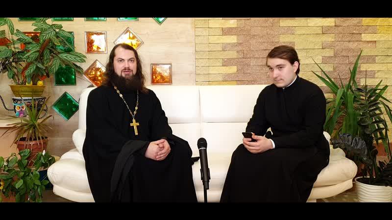 Выпуск №3 О православном женском дне и разбойнике Варавве