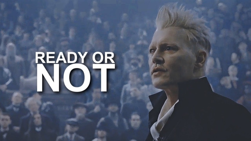 Gellert Grindelwald Ready or Not