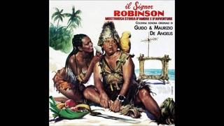 Signor Robinson - Sammy Barbot