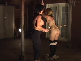 Nuwest fcv-113 jacque and michelle whipped and caned (bdsm,бдсм, подчинение, порка, бондаж)