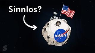 Ist die Mondbasis der NASA eine gute Idee?