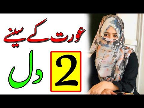 Aurat K Seenay Ma DO Dil || Moral Story ||Sachi Kahani ||