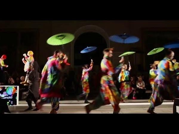 Fashion in Motion Kansai Yamamoto highlights