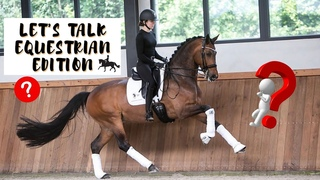 LET's TALK (equestrian edition) / #1 - Alena Starr the owner of Westphalian Stables