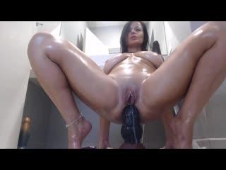 NE Webcam show [фистинг, анал, fisting, extreme insertion, gape, anal, big toys, brutal dildo, домашнее]