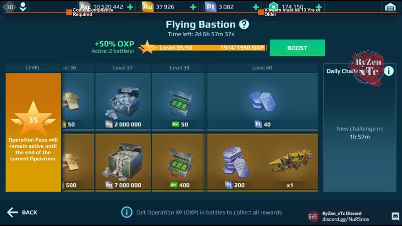 War Robots WR Frustrating Flying Bastion v10 Music by NCM NCS