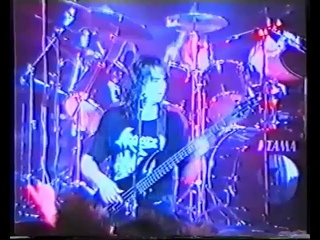 Blind Guardian - Lost in the Twilight Hall - Live in Wels, Austria 1991