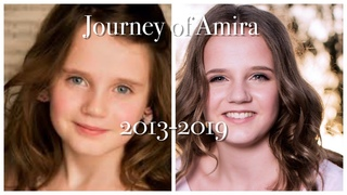 Amazing journey of Amira Willighagen 2013-2019 From Northern Europe to South Africa song compilation