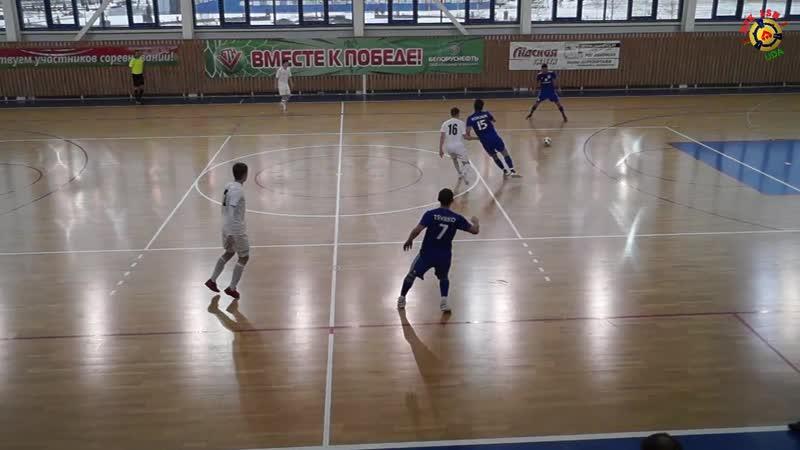 Лидсельмаш (Лида) 🇧🇾 5:0 🇧🇾 Динамо-БНТУ(Минск).Обзор