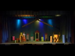 Спектакль «Кошкин дом» (0+)