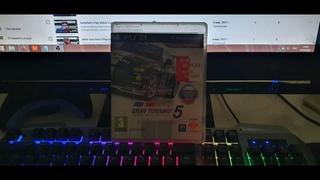 Gran Turismo 5  Play  station 3 Gameplay