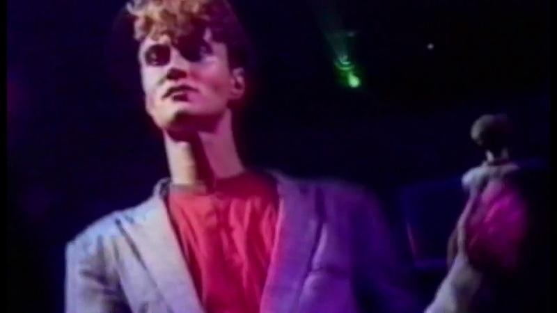 Москва TV 1985 inc Klein MBO Dirty Talk cover