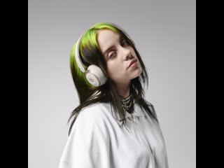 Beats by dre | новые solo pro | билли айлиш