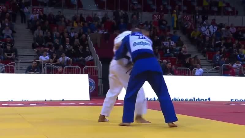 Düsseldorf Grand Slam 2020 ¦ Amazing Ippons ¦ Day 1 bjf judo